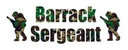 Barrack Sergeant