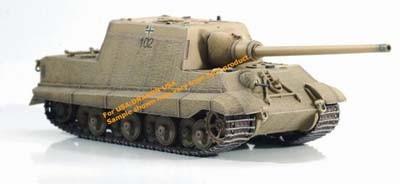 Dragon Diecast Jagdtiger (Porsche Version), sPzJgAbt.653 Germany 1945