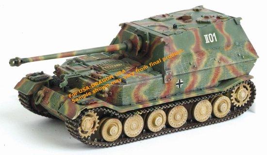 Dragon Diecast Ferdinand, Sd. Kfz. 184, sPzJgAbt 654, Eastern Front 1943