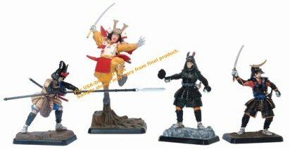 Dragon CanDo 1/24 Samurai Warrior Series Set