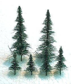Micro-D Pine Trees