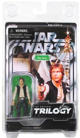 Star Wars OTC Classic Han Solo C-9