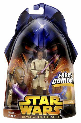 Star Wars ROTS Mace Force Combat C-8
