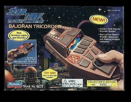 Star Trek TNG Bajoran Tricorder