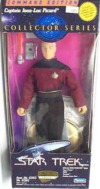 Star Trek Jean-Luc Picard 9 inch