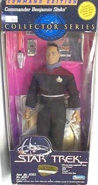 Star Trek Commander Benjamin Sisko 9 inch