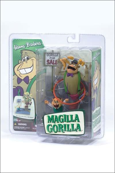 McFarlane Magilla Gorilla HANNA-BARBERA SERIES 2