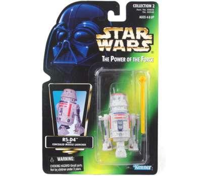 Star Wars POTF2 R5-D4