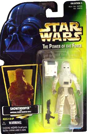 Star Wars POTF2 Snowtrooper