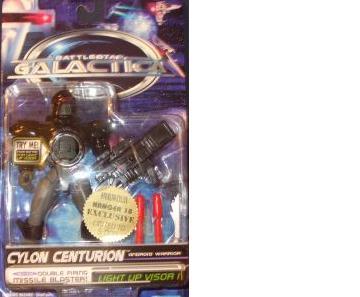 Trendmasters Battlestar Galactica Stealth Cylon