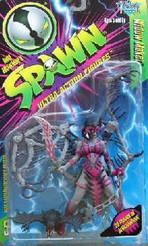 McFarlane Spawn Series 5 Widow Maker