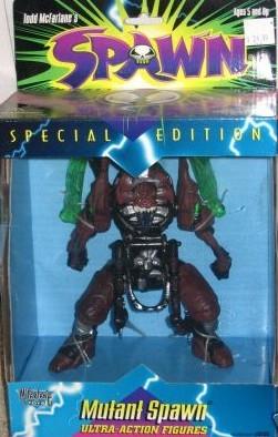 McFarlane Spawn Series 6 Special Edition Mutant Spawn