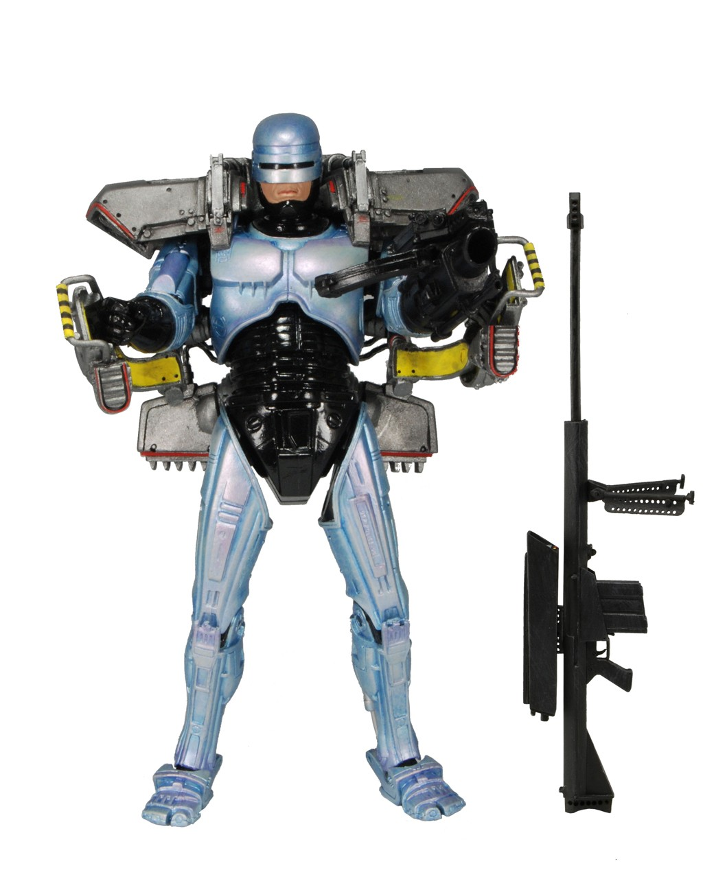 "NECA Robocop 3 - 7"" Scale Figure - Robocop with Jetpack & Cobra Assault Cannon"