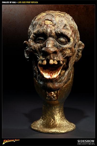 SideShow Indiana Jones Temple of Doom Chalice of Kali