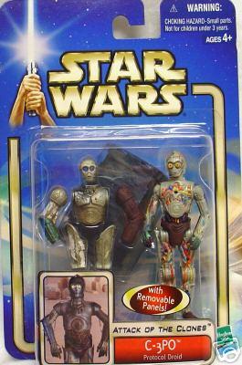 Star Wars AOTC C-3PO