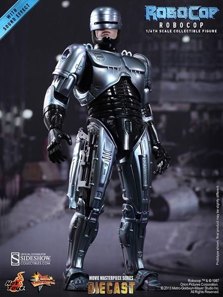 Hot Toys Robocop 1/6