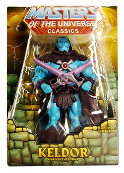 Mattel Matty Collector Masters of the Universe Keldor