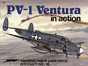 Squadron Signal PV-1 Ventura in Action