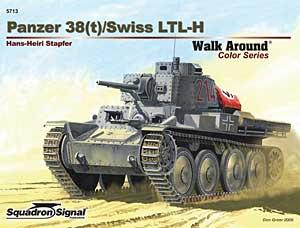 Squadron Signal Panzer 38(t) Walk Around