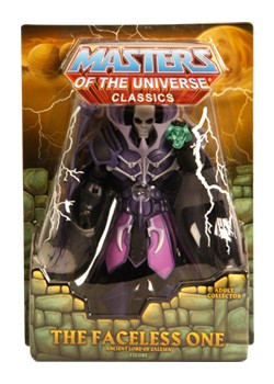 Mattel Matty Collector Masters of the Universe The Faceless One