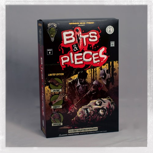 Shrunken Head Studios BITS & PIECES Series 1