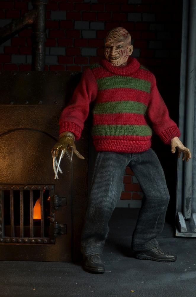 Neca Nightmare on Elm Street – 83 Figural Doll – Freddy Mego Style