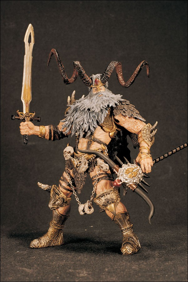 McFarlane Curse of the Spawn Series 13 Zeus
