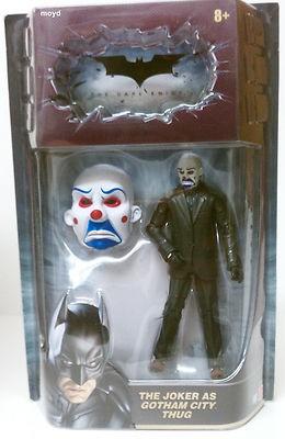 Matty Collector The Joker as Gotham City Thug Figure  Batman: The Dark Knight