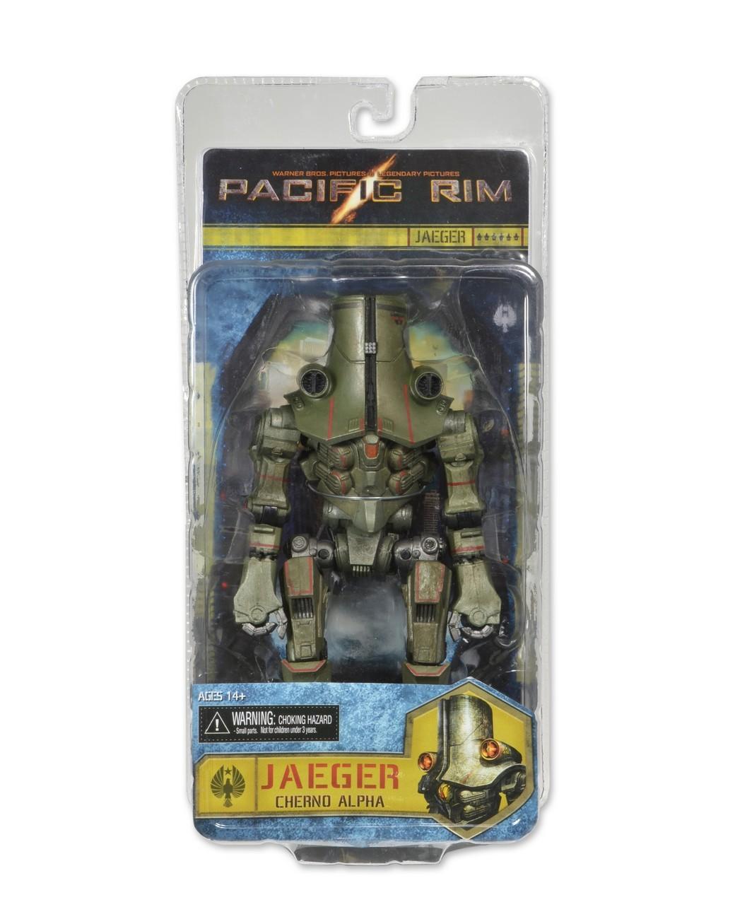NECA Pacific Rim � Series 3 Russian Jaeger Cherno Alpha