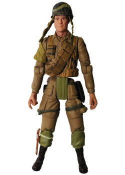 JSI Century Solider 1/18 U.S. Soldier Series 1 Set of 6
