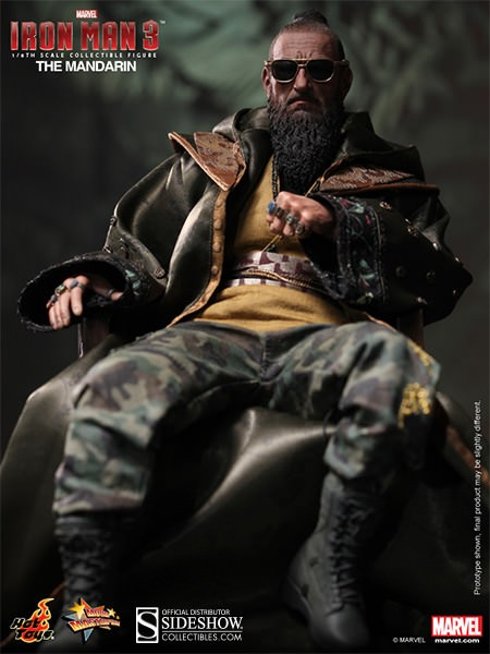 Hot Toys Iron Man 3 The Mandarin