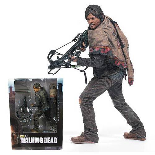 McFarlane Walking Dead Daryl Dixon 10-Inch Deluxe Action Figure