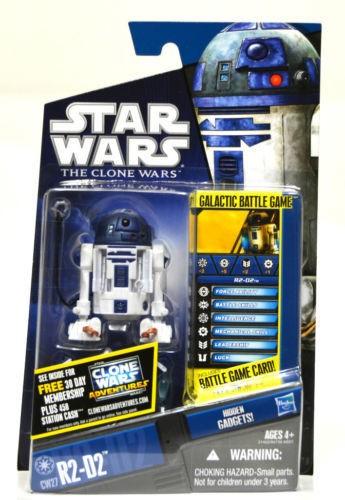 Star Wars Clone Wars R2-D2 CW27