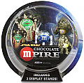 Star Wars M&M MPire Queen Amidala , C-3PO, and R2-D2