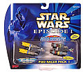 Star Wars Episode I MicroMachines Podracer Pack I
