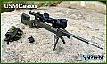ZY Toys 1/6 USMC M40A5 (Army Green)