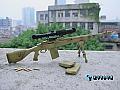 ZY Toys 1/6 M14 Tan