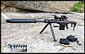 ZY Toys 1/6 M107A1 Black