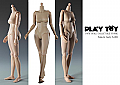 Play Toy Female Body (Small Bust) 1/6