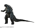 "NECA Godzilla - 24"" inch Head To Tail Godzilla Action Figure"