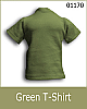 TOyrrific Covert Ops Green T-Shirt