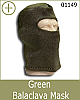 TOyrrific Covert Ops Green Balacava Mask