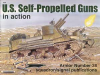 Squadron Signal US Self-Propelled Guns in Action