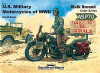 Squadron Signal WWII Motorcycles Color Walk Around
