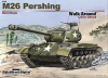 Squadron Signal M26 Pershing Color Walk Around