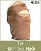 TOyrrific Covert Ops Tan Balacava Mask