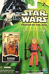 Star Wars POTJ Zutton C-9