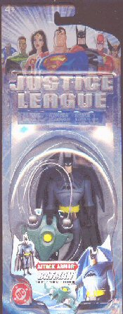 Mattel Justice League Attack Armor Batman