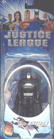 Mattel Justice League Batman Dark Variant