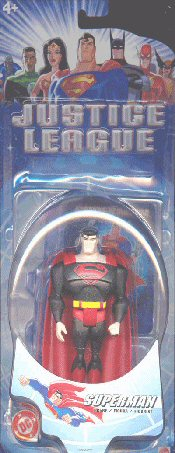 Mattel Justice League Superman Dark Variant